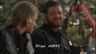 Sons of Anarchy Intro (Friends style)