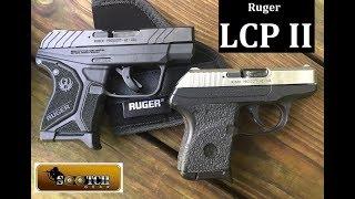 Ruger LCP II Pistol Review : Deep Concealment