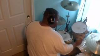 Beverly Crawford - Lion of Judah (Drum Cover) Eddie James