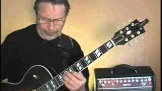 Bloomdido, Charlie Parker, Jazz  Bebop on Jazz Guitar