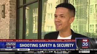 Pulse nightclub survivor reacts to mass shootings in El Paso and Dayton