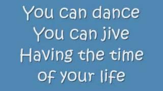 Abba Dancing Queen lyrics