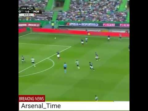 Joel Campbell goal for sporting
