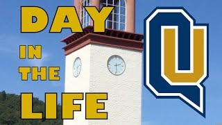 A Semester at Quinnipiac! (Day In The Life - Special Edition)