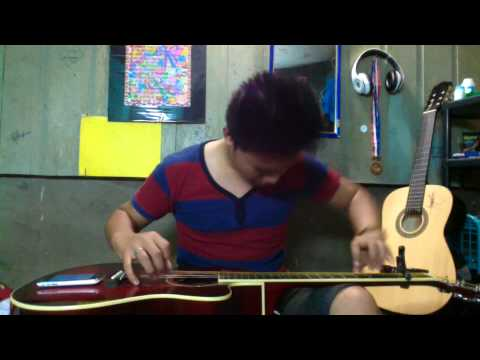 FOREVERMORE (SIDE A) - Fingerstyle - Arranged By Rex Dela Cruz