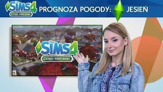 The Sims 4 Cztery pory roku | Prognoza pogody: jesień