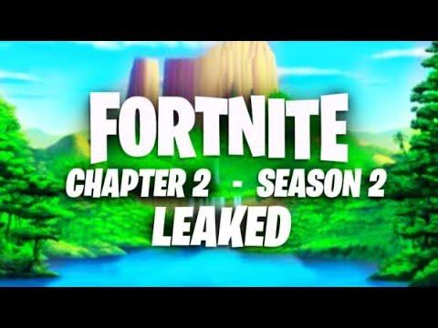 Fortnite Season 2 Chapter 2 LEAKS
