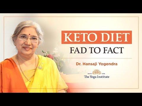 Keto Diet - Fad to Facts | Dr. Hansaji Yogendra thumbnail