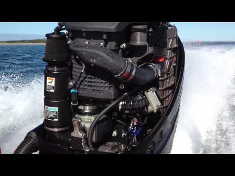 Mercury verado oil change doovi for Winterizing yamaha 300 outboard