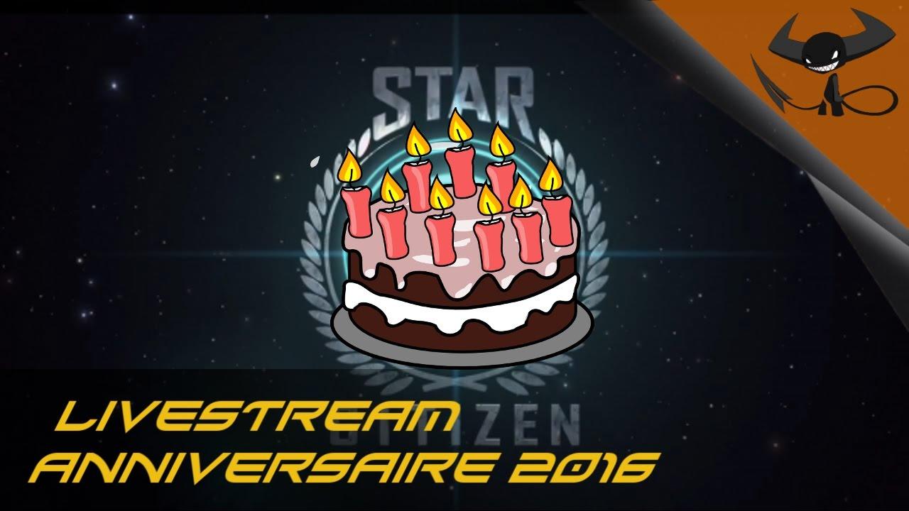 anniversaire star citizen