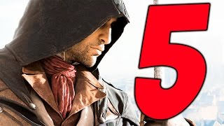 5 Reasons to Buy Assassin's Creed Unity Playstation 4 (PS4)