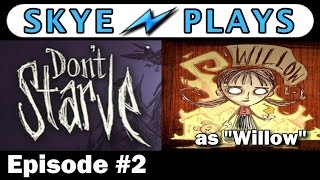 Don't Starve #2 ► Pig Army! (as Willow Day 4-6) ◀ Gameplay / Tips / Mods