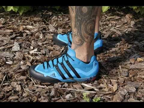 1469ec5ae59 Adidas Terrex Swift Solo D67033 - YouTube