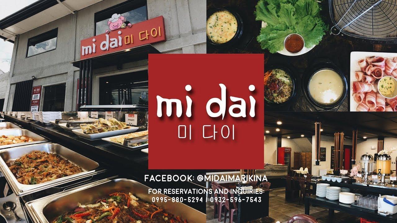 business and leisure places mi dai korean restaurant youtube rh youtube com