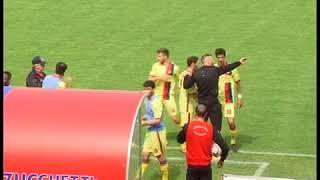 Serie D Girone D Aquila Montevarchi-Fiorenzuola 1-1