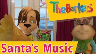The POOCHES! - Barboskins - Santa's Music (HD)