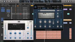 Logic X - How to Master Your Music using stock plugins