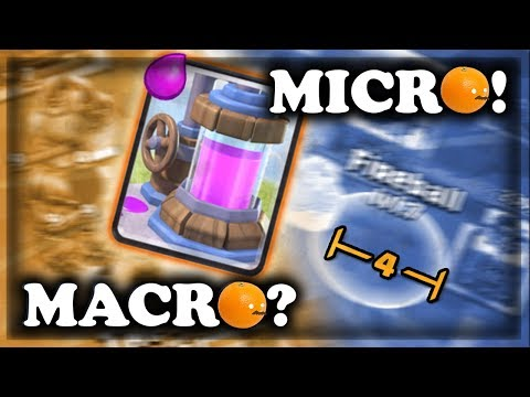 How to Use Elixir Pump | Macro vs Micro Strategies for Clash Royale