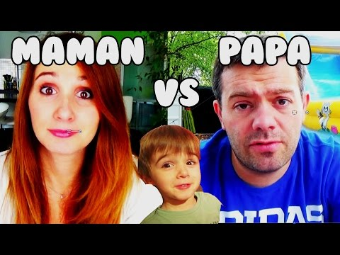 Maman VS Papa! - ANGIE LA CRAZY SÉRIE