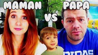 Maman VS Papa ANGIE LA CRAZY SÉRIE