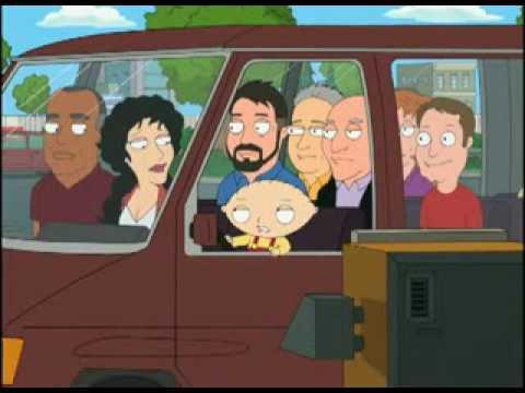 Family Guy - Seth MacFarlane's Star Trek Interview!