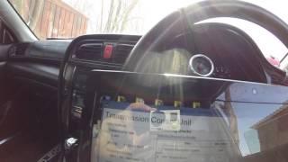 Насторойка и диагностика АКПП Subaru (SSM Soft)