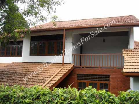Nawala sri lanka 6 bedroom house for sale youtube for Balcony designs pictures sri lanka
