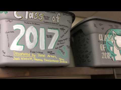 Cloverleaf Middle School Time Capsule 2017