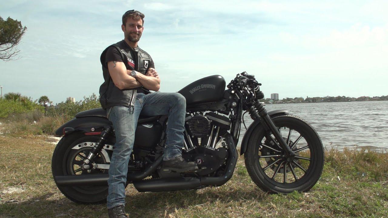 Harley Davidson Forty Eight Hd Wallpaper Brothers Of The Ride Harley Davidson Daytona 75 Youtube