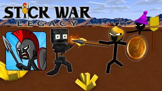 Monster School : STICK WAR LEGACY IS ATTACKING MONSTER SCHOOL - Minecraft Animation