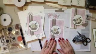 Stampin' UP!'s Oh, So Succulent Flower Pot Card