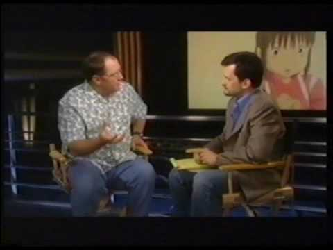 TCM Hayao Miyazaki Interview with John Lasseter - Spirited Away, My Neighbor Totoro