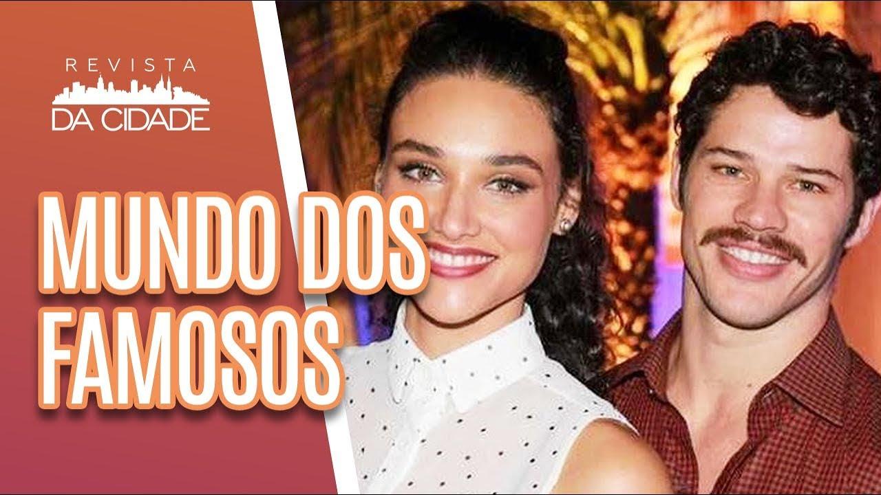 José Loreto e Débora Nascimento se SEPARAM - Revista da Cidade (18/02/19)