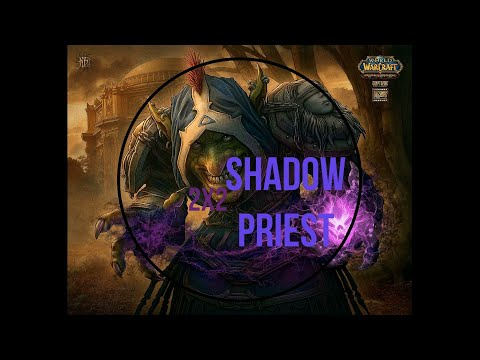 Shadow Priest Arena 2x2, patch 8.2.5