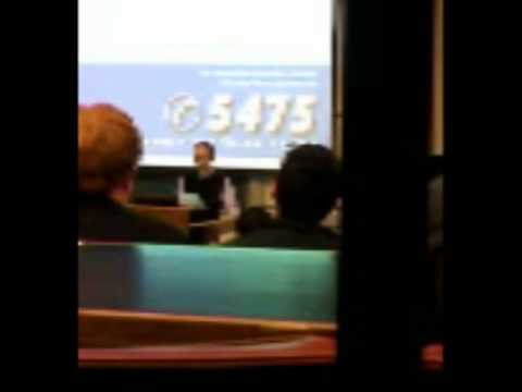 Grant Morris Law Study Song 2010 (Susan Boyle)