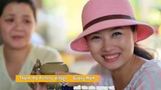 Tình Em Xứ Quảng - Về Với Quảng Nam (Mixed FlyCam in HD & Lyrics)