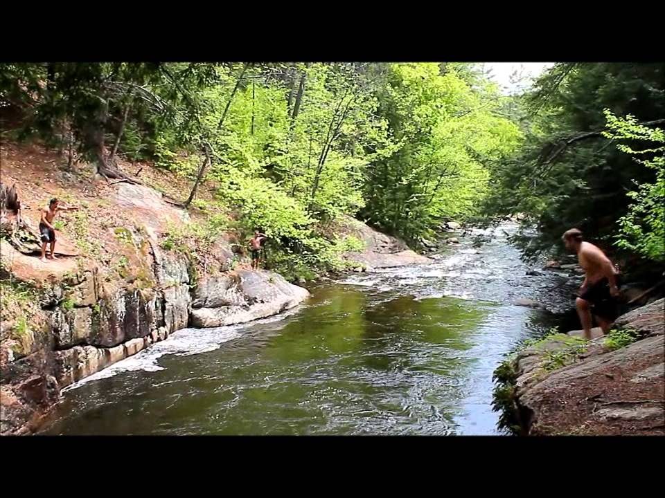 Cliff jumping in Upstate NY: 16 thrilling places to leap (videos