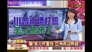 【全球新觀點-非凡商業台 19:00】 7/19 川普再遭打臉 美元熊來了?