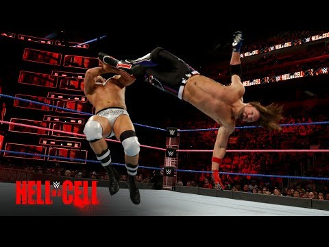 wwe hell in a cell 2017 - 0 - WWE Hell in a Cell 2017 Analysis – Zayn's Turn/Corbin's First Title/Uso Penitentiary