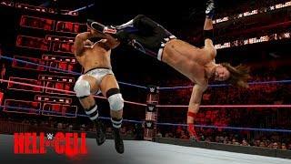 AJ Styles vs. Tye Dillinger vs. Baron Corbin - US Title Triple Threat Match: WWE Hell in a Cell 2017
