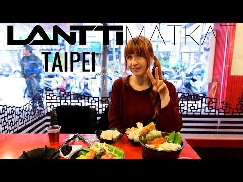 Laardipannukakkua ja kananpyllyä - sopiiko Taipei vegelle?