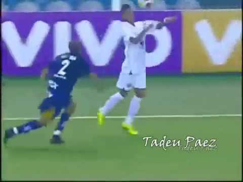 Neymar Jr. - Santos FC. Travel Video