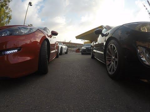 Israel Sport Cars Saturday Trip