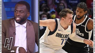 Inside the NBA Reacts to Mavericks vs Clippers Game 5 Highlights | 2021 NBA Playoffs