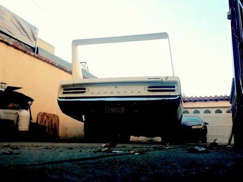1970 Plymouth Superbird High RPM Warm-up, 440+6