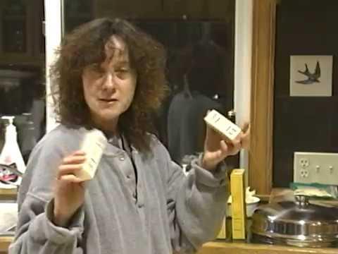 Camera - Vicki Clark -Vegetarian Arborio Rice - New Years Eve 1995
