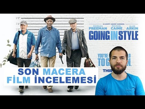 SON MACERA | GOING IN STYLE (2017) - Film İncelemesi