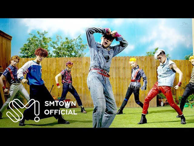 NCT 127 엔시티 127 '소방차 (Fire Truck)' Performance Video