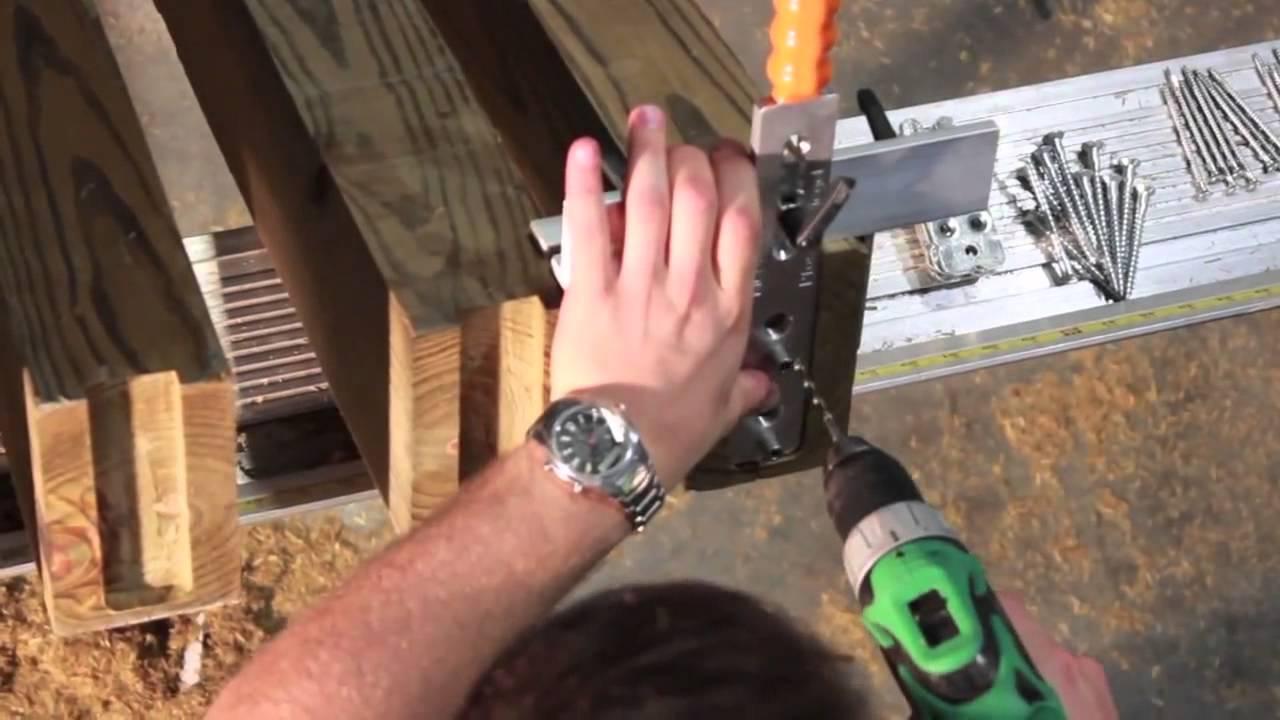 KNAPP® - Produktvideo | RICON® | Pergola - Stafast IWF