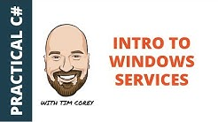 Intro to Windows Services in C# - How to create, install, and use a service using Topshelf